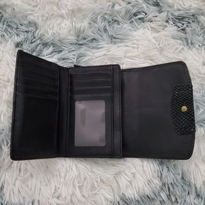 Coach Bags - Coach wallet trifold leather wallet
